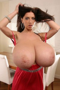 naked massive morphed tits