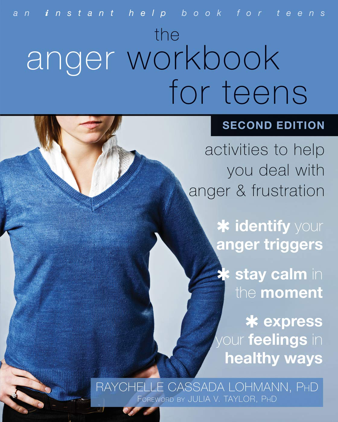 free management teens workbook for anger