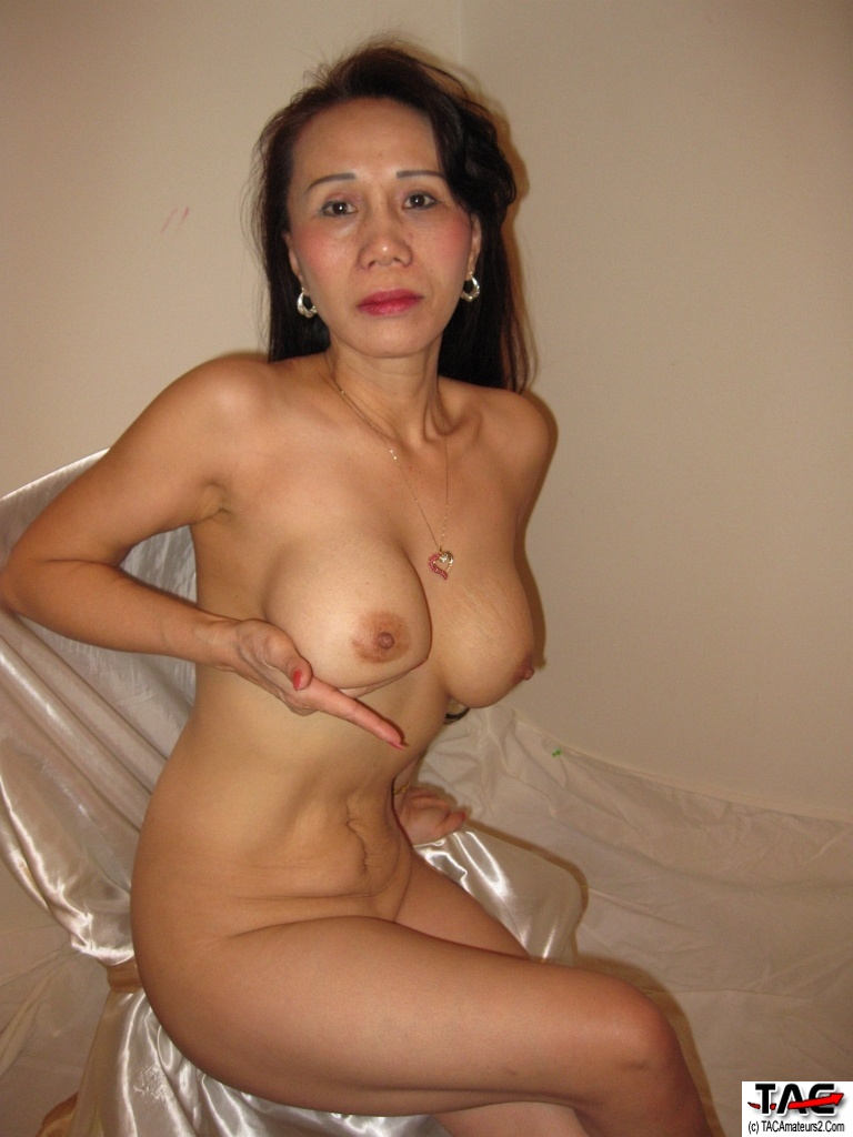 old naked asian women