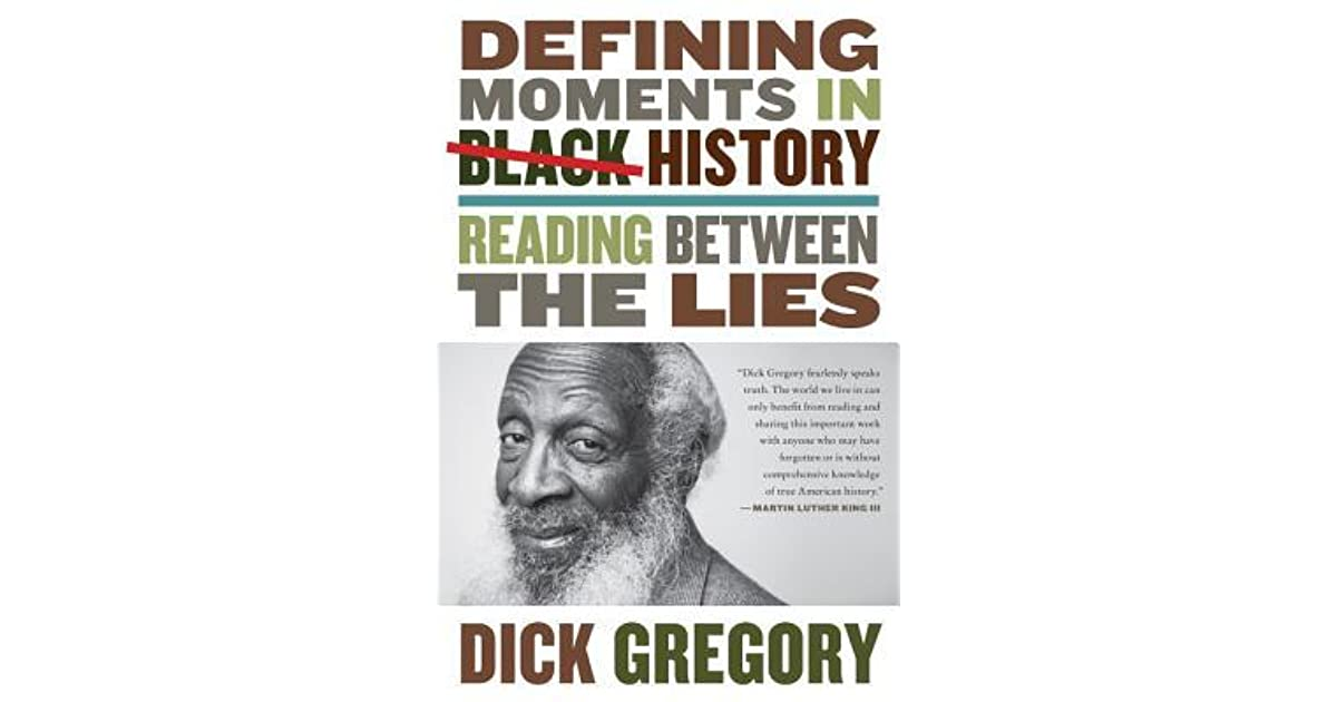 analysis of dick gregory critical