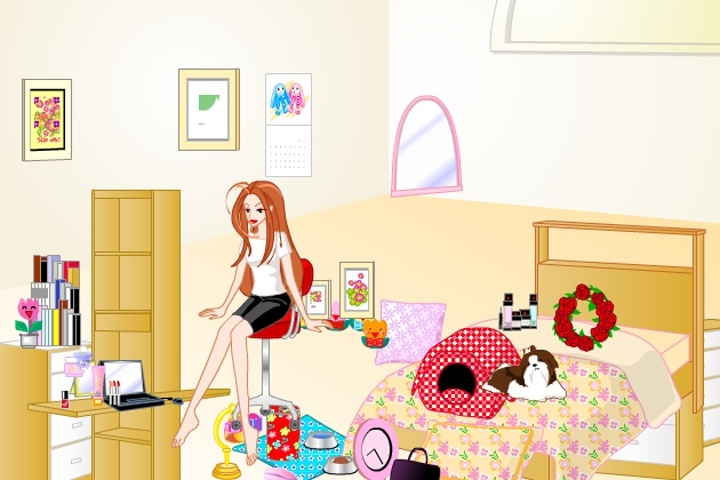 decortating games free online for teens