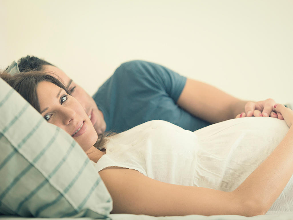 vibrator are during safe pregnancy