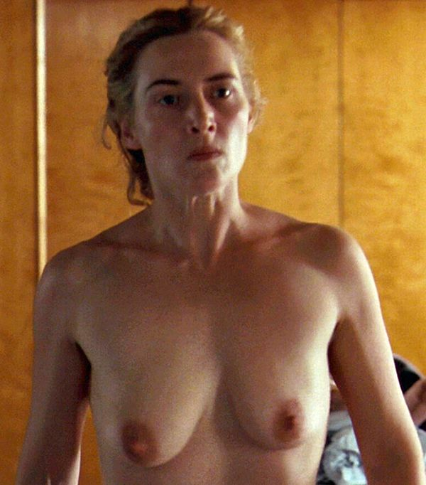 winslet boobs kate show