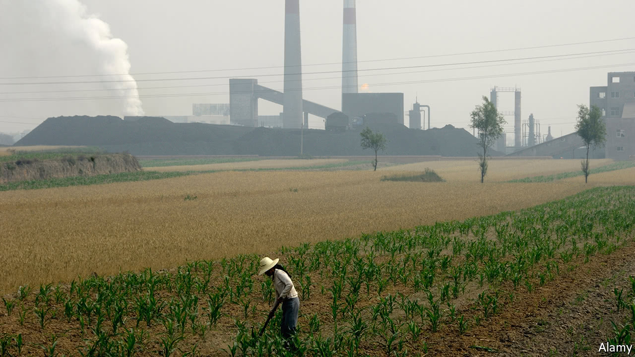 country with farmland asian most