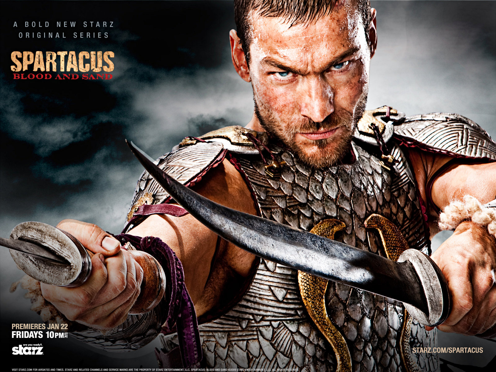 sand and photos blood spartacus