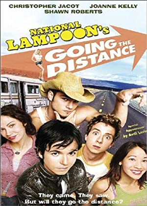 lampoon going s national the distance
