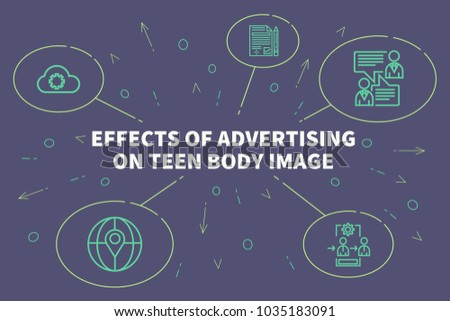 advertisement effects on teens