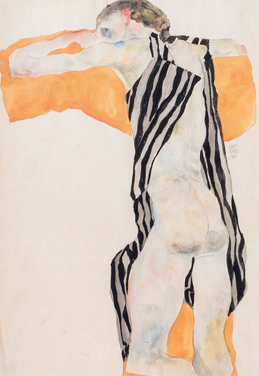 teen drawing nude controversial