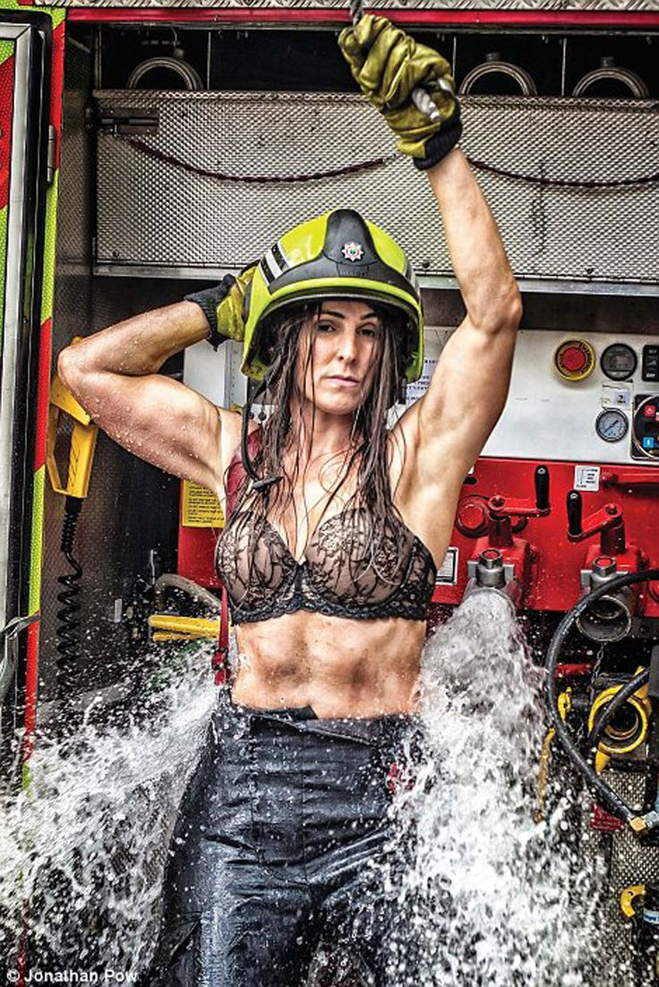 firefighter ladies naked