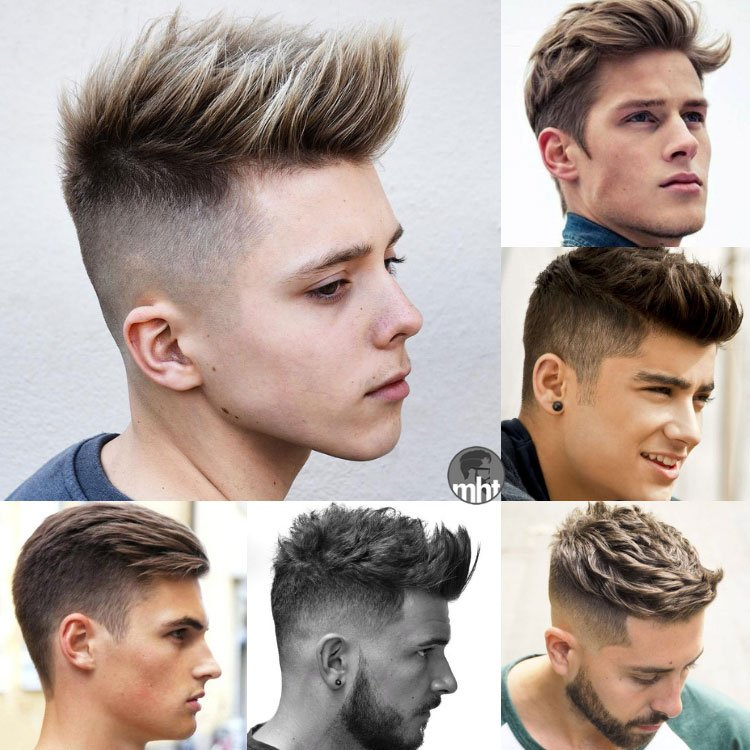 cool teen for boys hairstyles