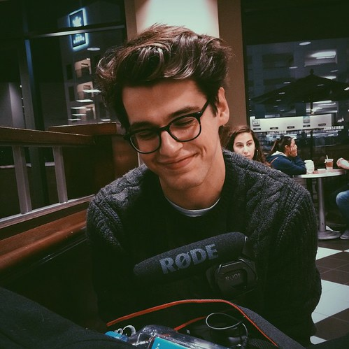 cute boys with glasses