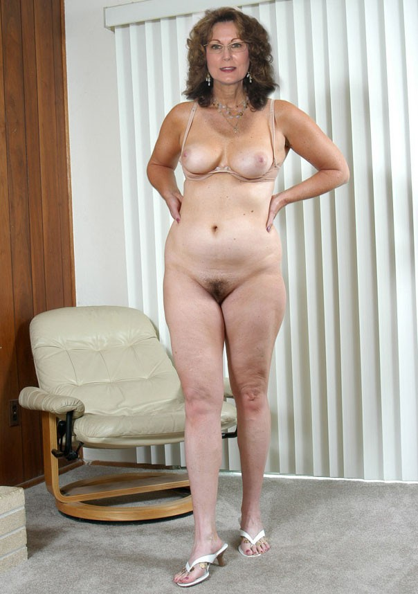 wife old naked