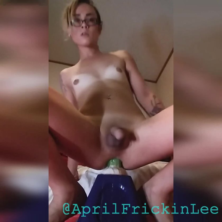 oozing anal creampie