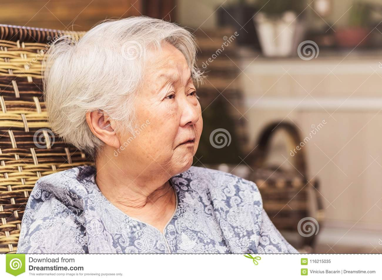 woman old japanese