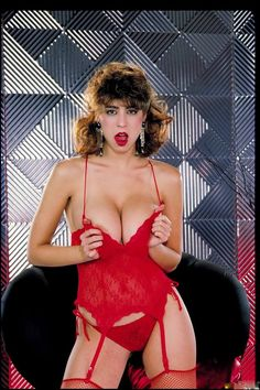 in christy canyon lingerie