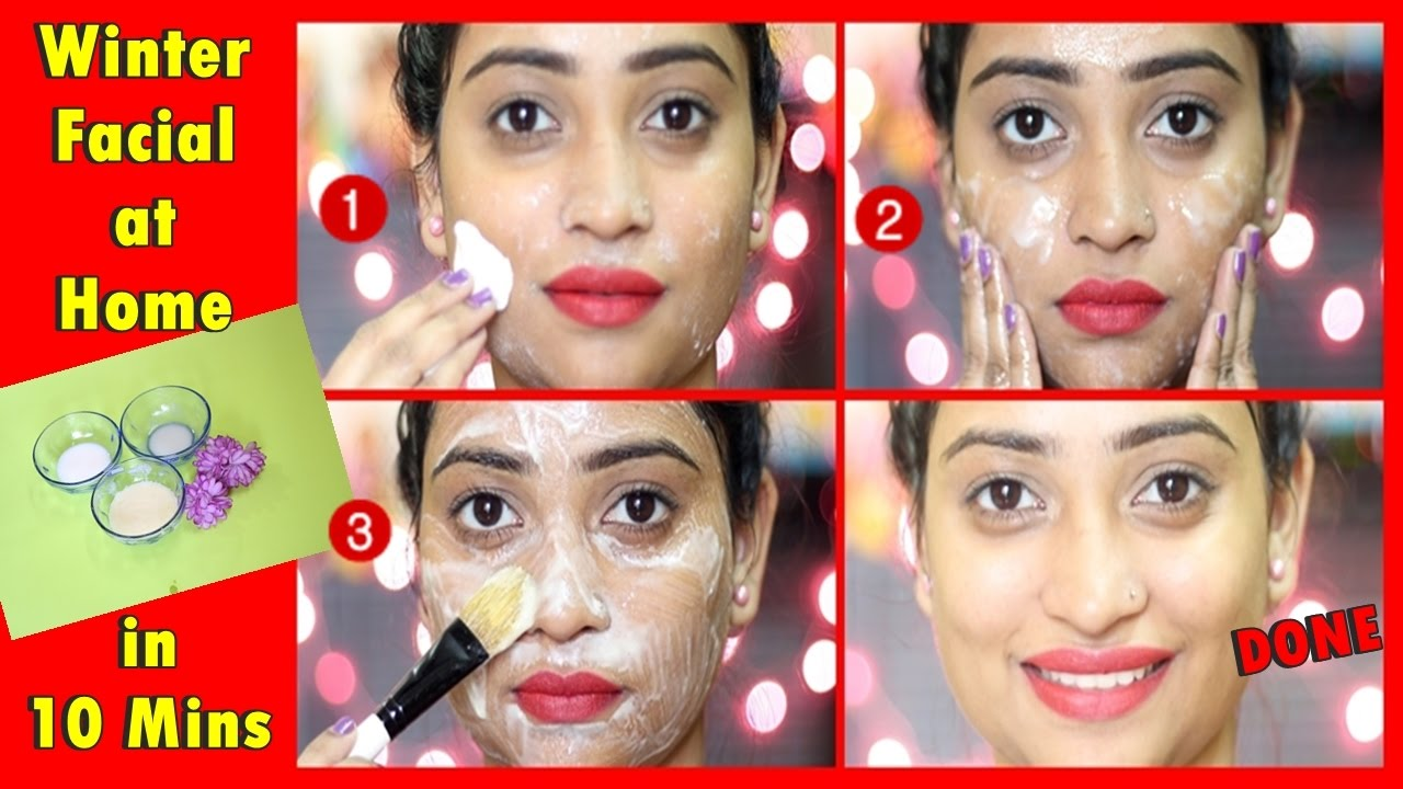 remedies dry homemade facial skin red for