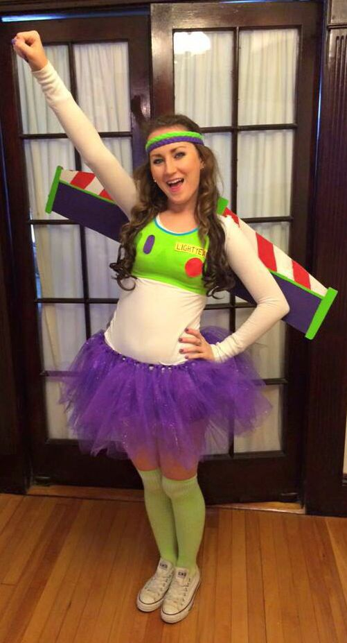 for buzz lightyear costume adults homemade