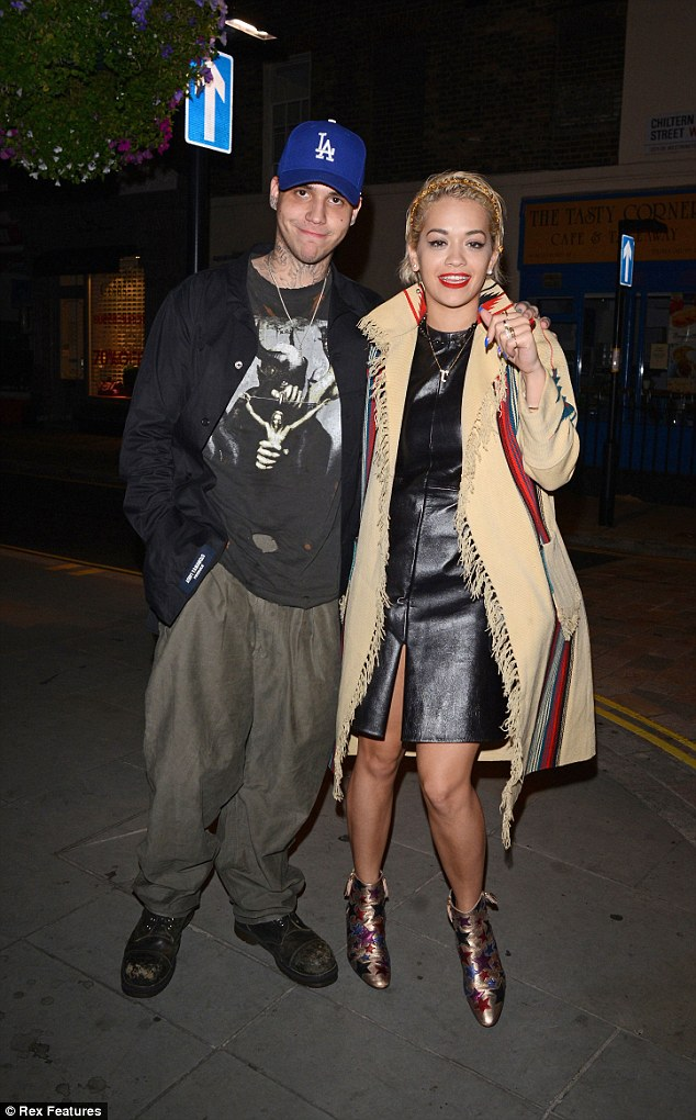 now is who ora dating rita