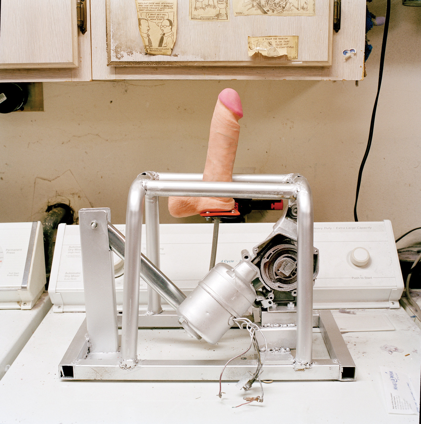 dildo machines home fucking adult made