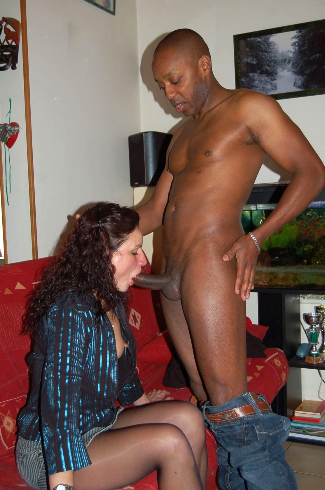 mature interracial porno