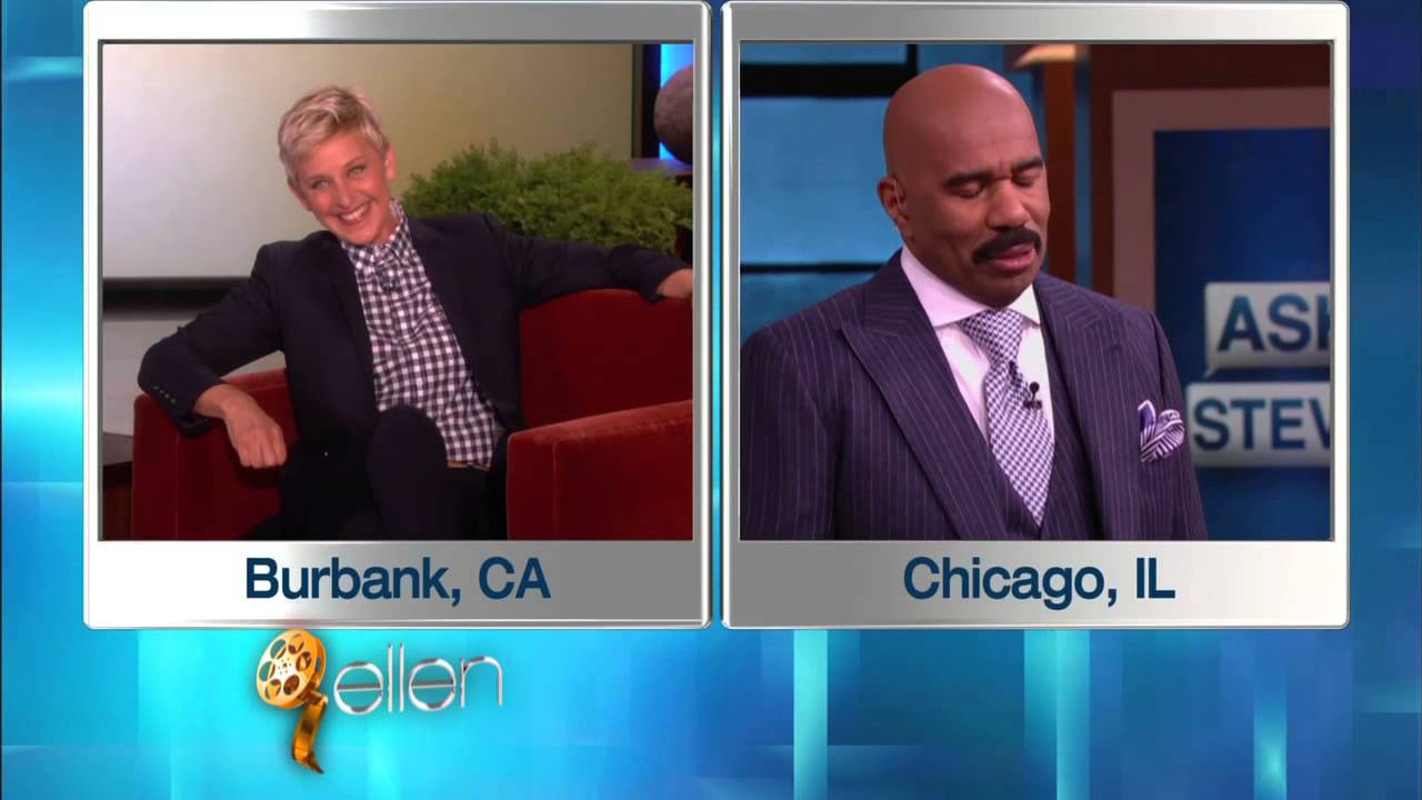 steve dating harvey ellen advice