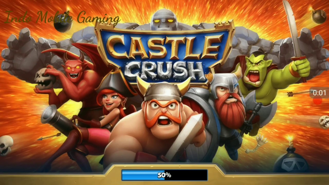 clash with crush