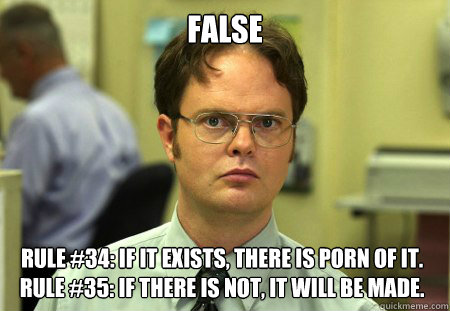 it exsit is there porn if