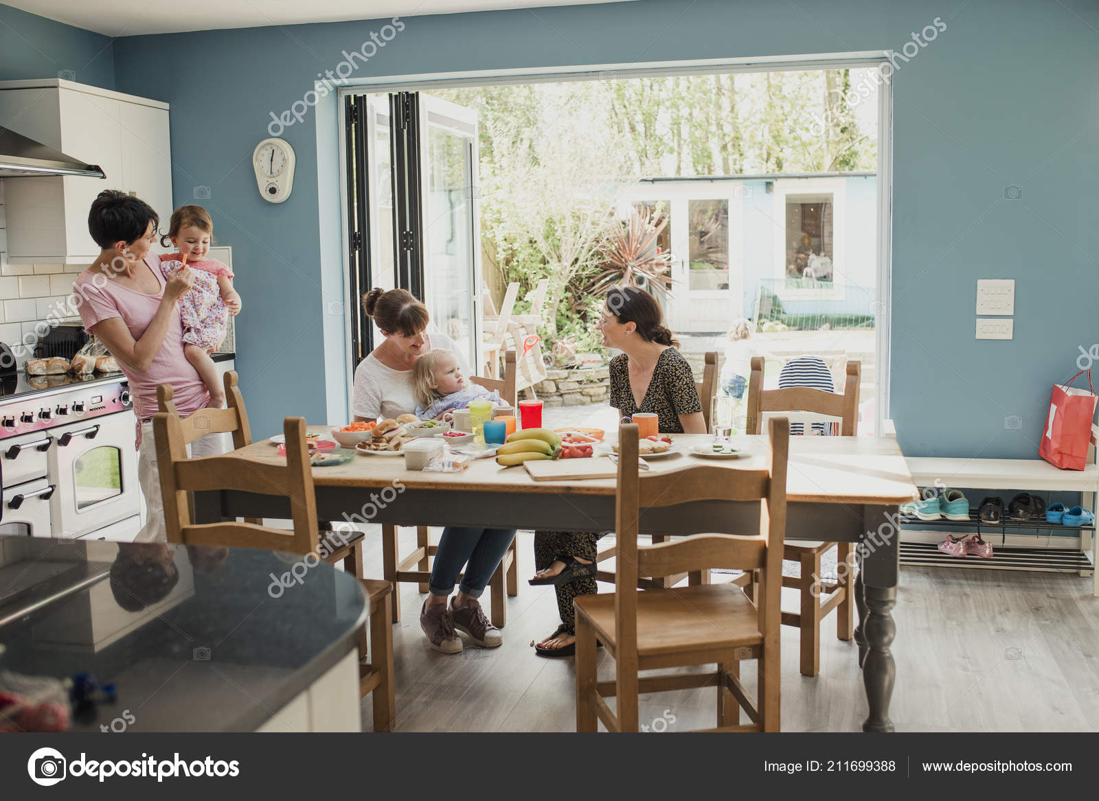 picture adult home women