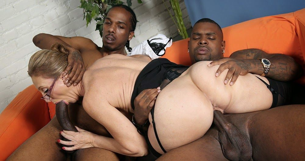 milf porn interracial older