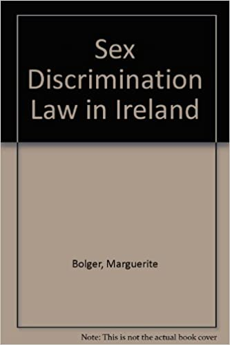 the law sex book discrimination of