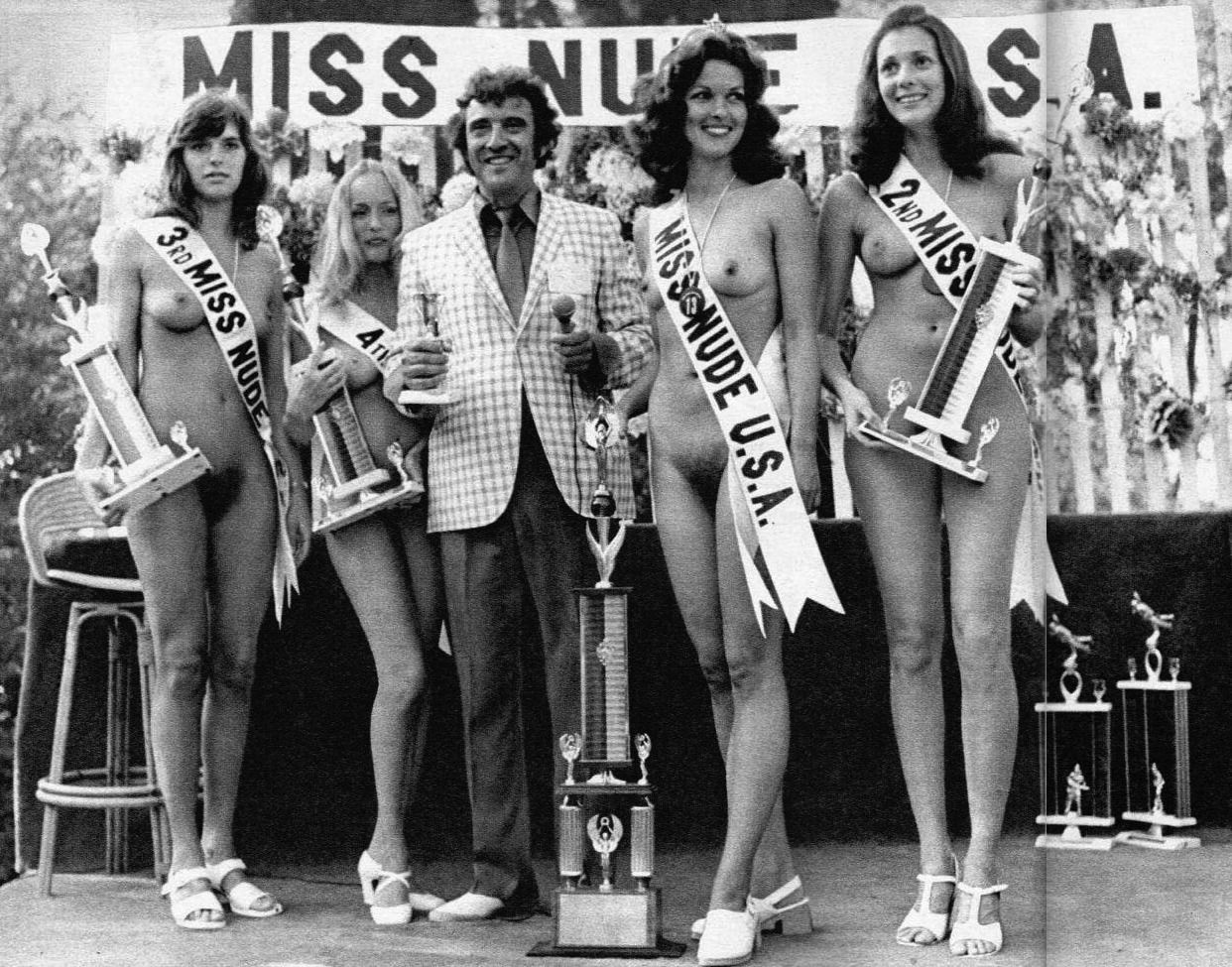 nude miss pageant