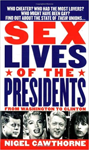 presidents and sex