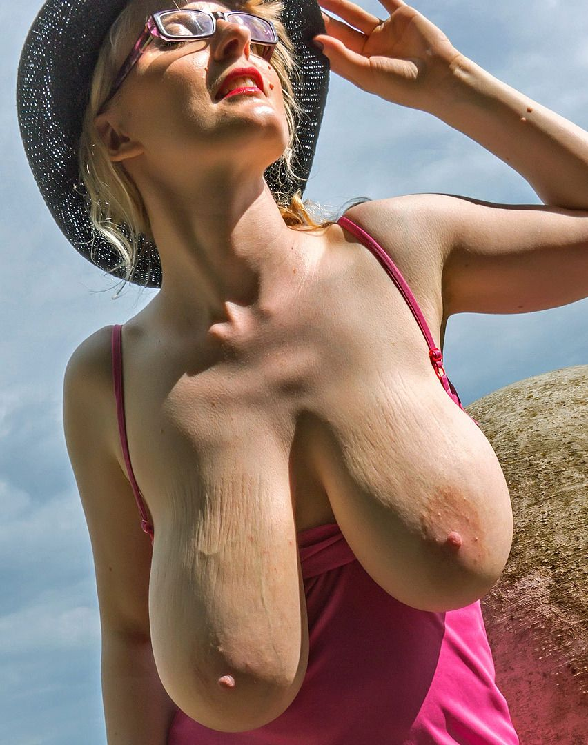 long saggy breasts