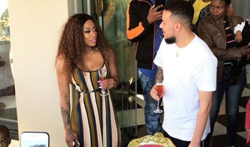 dj is zinhle who dating