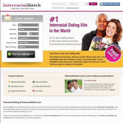 site dating best for interracial
