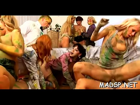 paint party sex