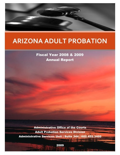 arizona adult probation