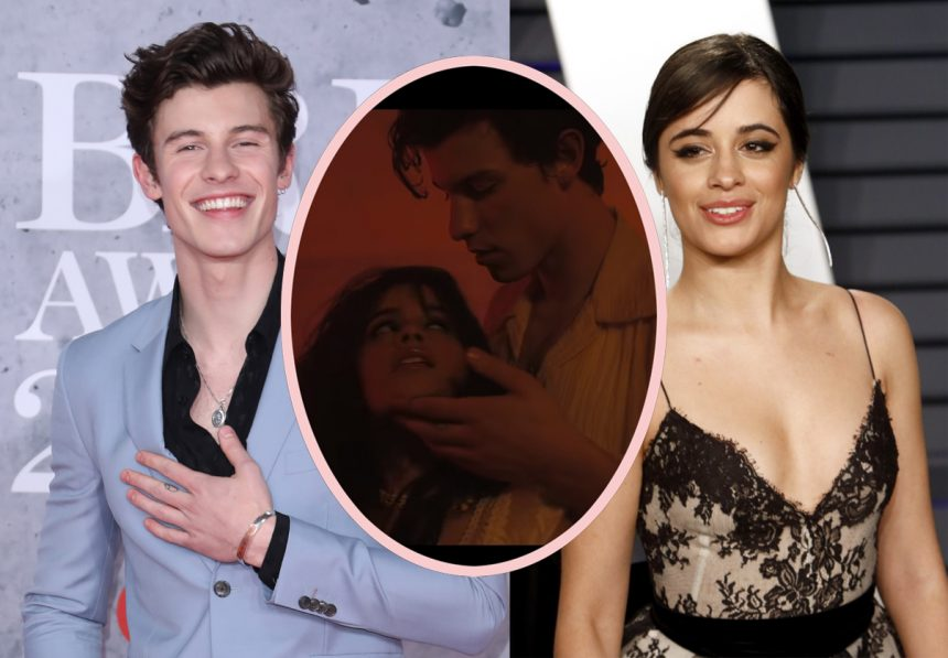 cabello mendes shawn is dating camila