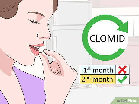 to have clomid when on sex