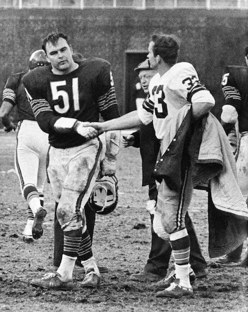 dick butkus death