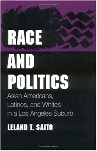 asian los whites and americans angeles