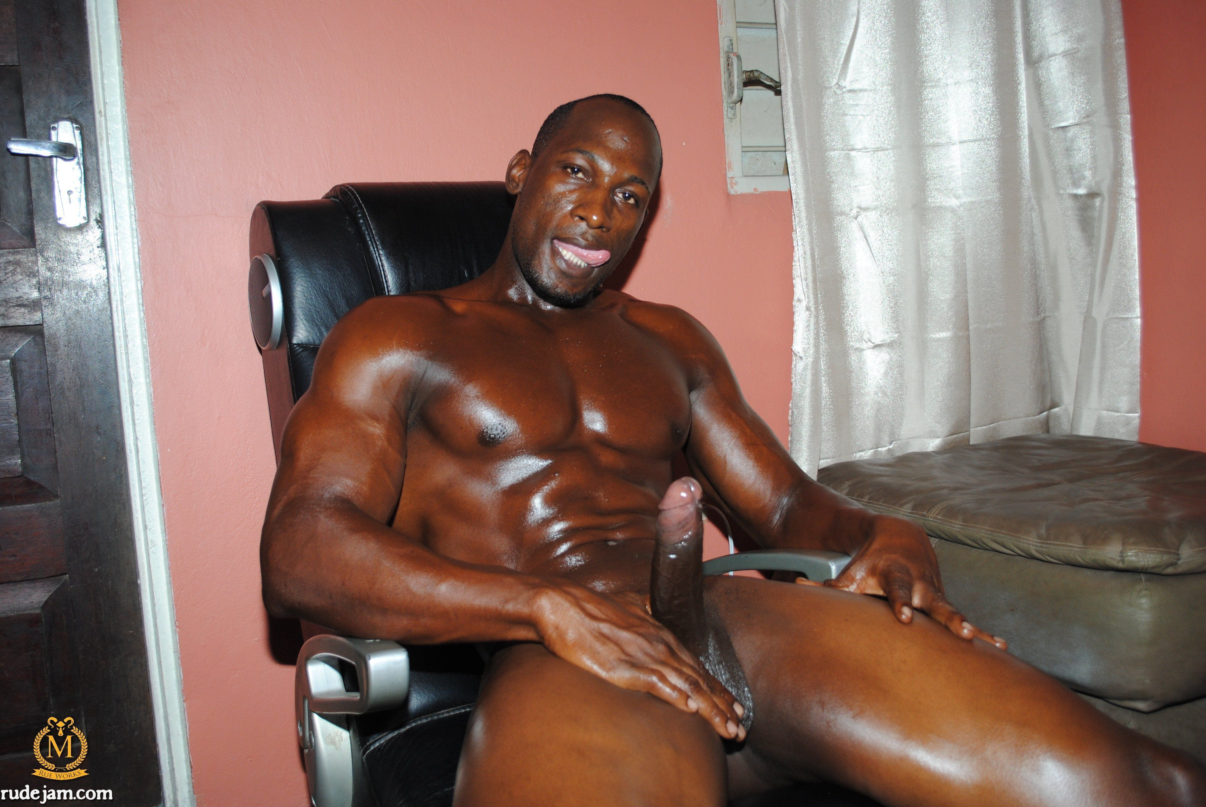 nude of old black men pictures