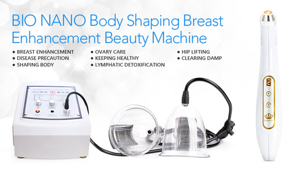 enhancements breast shaping and machines