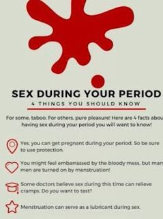 while period sex
