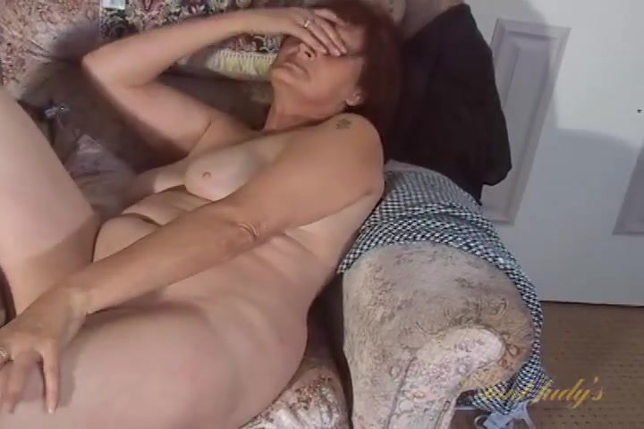 old naked wife