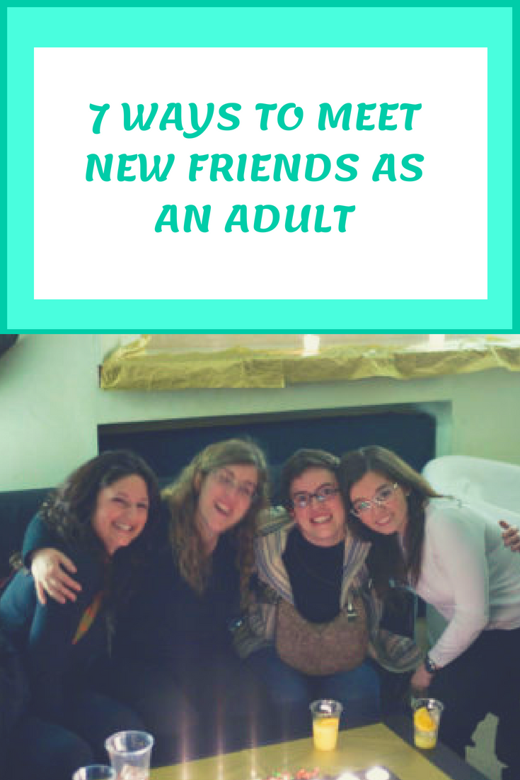 finding adult friends