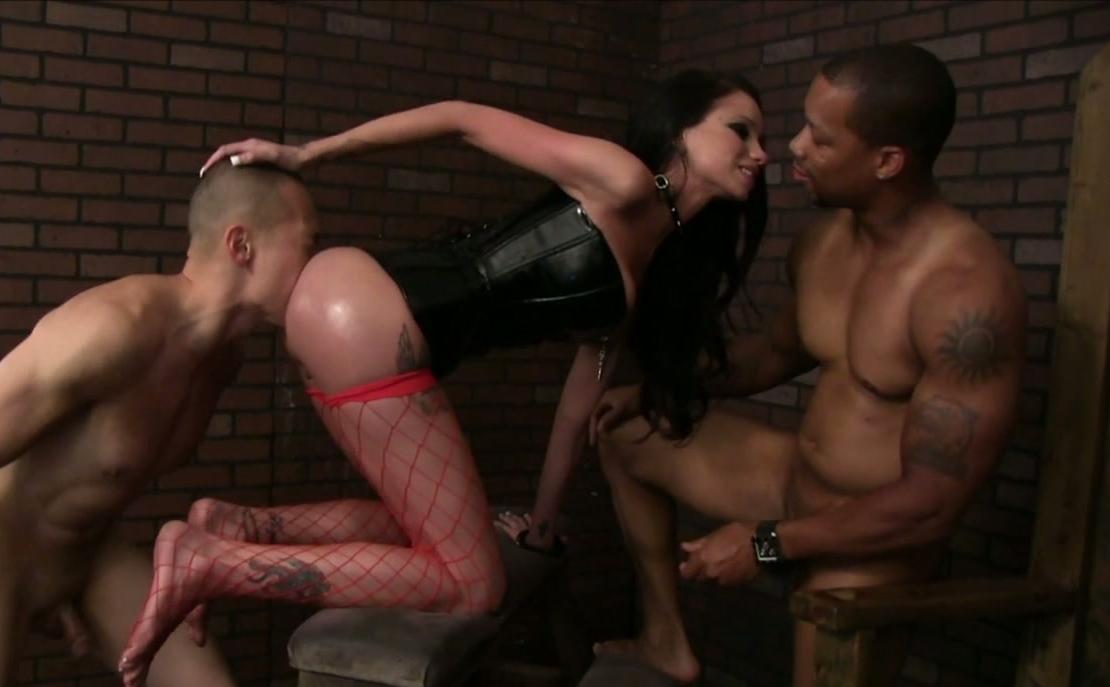 brazzers threesome cheating husband