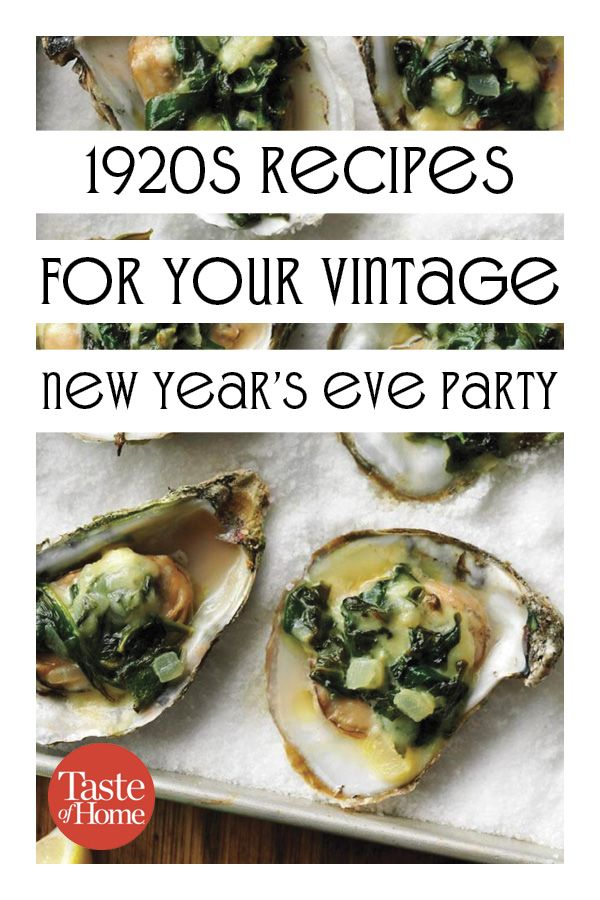 s vintage year new eve